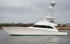 Make Way for the #Viking 62 Convertible - HMY Yachts #sportfishing