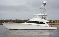 Make Way for the #Viking 62 Convertible - HMY Yachts #sportfishing