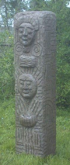 hypertufa sculptures and fountains