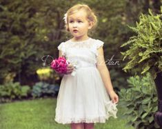 Fab Flower Girls Dresses by Allison on Etsy