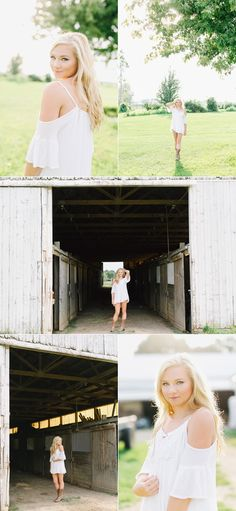 Country chic senior pictures on a horse farm by Lux Senior Photography  http://www.luxseniorphotography.com/blog/dayton-senior-photography-aubrey-ohs-class-of-2016