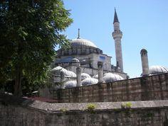Mezquita de Sokollu Mehmet Pasha #Estambul #turquia