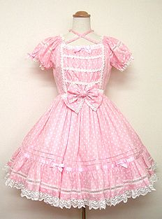 Angelic Pretty / One Piece / Lovely Drop OP