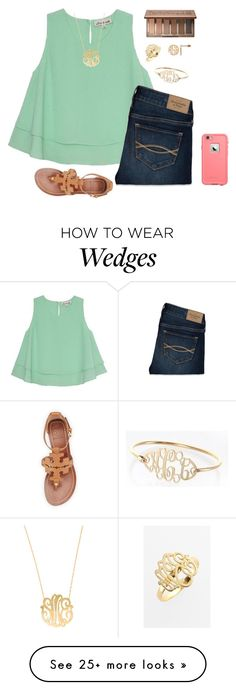 """Join @The-southern-belles! Read d!!"" by ponyboysgirlfriend on Polyvore featuring Olive + Oak, Abercrombie & Fitch, Urban Decay, Jane Basch, Tory Burch and Moon and Lola"