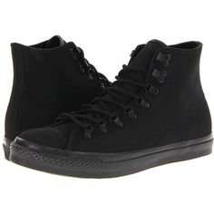 f13822656623 Converse Chuck Taylor® All Star® Hiker Leather found on Polyvore Black Lace  Shoes