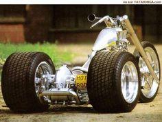 One cool Trike
