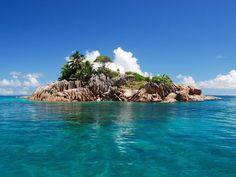 Para perderte... Isla La Digue - República de las Seychelles | aznalfarache