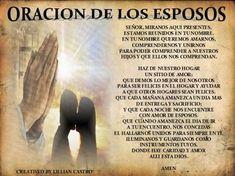 Oraciones para matrimonios - Imagui