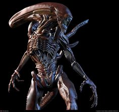 ALIEN by David Molina | 3D | CGSociety