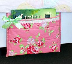 Tutorial: Sew a bed pocket