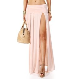 In love with this maxi skirt