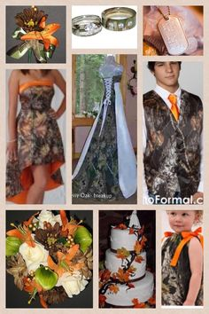 lovely idea for the couple who loves to hunt