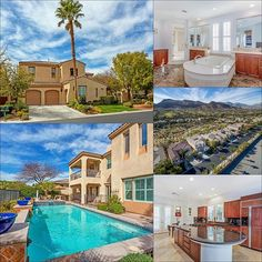 Stunning Property For 3193 Elk Clover St In Summerlin Red Rock Country Club Visit Www Cgs More Information
