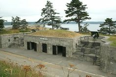 """Fort Casey.  Whidbey Island LOVED taking my boys here for the day and hanging out Where they made """"An Officer and a Gentleman"""""""