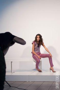 Editorial: Macedonian designers with a Londoner's touch  #fwsk #rebekahroy #skopjecasual #zarkochulik