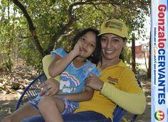 #Unidosporcurumani Laura Herrera, Mujer pujante, dueña de un inmenso don para servir, también va de la mano conmigo en este proyecto <<Gonzalo Cervantes Alcalde>>. Vamos todos Unidos por el Curumaní que queremos!