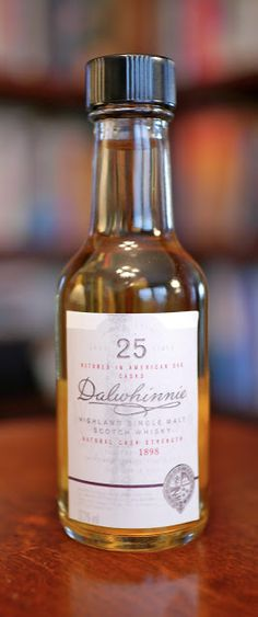 The Dalwhinnie 25 Year 2012 Limited Edition Single Malt Scotch Whisky
