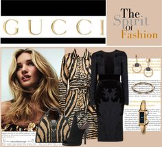 """Icons of Heritage with Gucci"" by elena-indolfi on Polyvore"