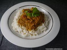 5-2 diet lemon coriander chicken curry