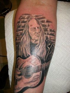 Willie+nelson+tattoo