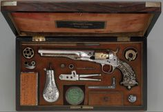 heritage - gun