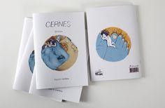 «Cernes», bande dessinée | Caroline Chauveau