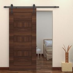 17 Cool Interior Sliding Barn Door Image Ideas