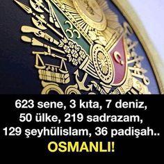 Yine ve yeniden... #OsmanlıDevleti