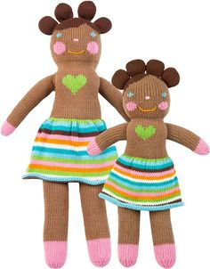 Blabla Kids Doll with little heart