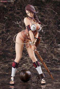 [close] Queens Blade Rebellion Branwen 1/4.5 PVC Figure (PVC Figure) Item picture1