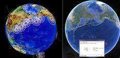 24 hours of earthquakes see it jan 1 2015 3800 miles