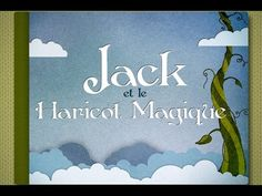 Jack et le haricot mágique - YouTube Social Emotional Activities, Learn Another Language, French Songs, French Kids, Core French, Jack And The Beanstalk, Online Classroom, Teachers Corner, French Resources