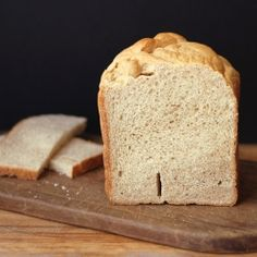 Have you tried sprouted wheat flour? Here's and easy bread machine recipe to get you started.