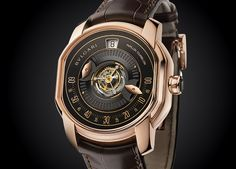 Watches By SJX: Bulgari Introduces the Papillon with Central, Flying Tourbillon (with Price)