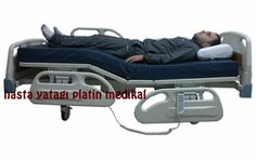 Full Abs Hasta Karyolası ( Dual Motor)