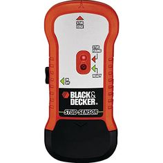 Black & Decker SF100 Wood Stud Finder Black & Decker http://www.amazon.com/dp/B00020JOFA/ref=cm_sw_r_pi_dp_JMsqwb051N0HG