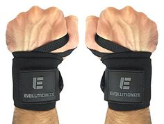 buy now $22.97 Are you tired of cheap, flimsy wrist wraps that offer little support, then fall apart after just a few uses?! If so, you will love the quality (and longevity!) of our wrist wraps! This version of our wrist wraps are perfect for heavy lifters looking for added wrist support and compression while …