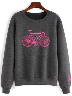 sudadera cuello redondo bicicleta-gris 11.52