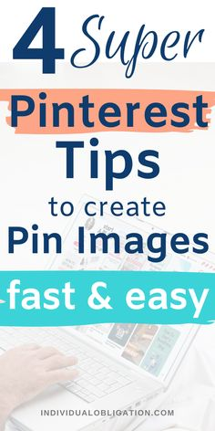 These Pinterest tips for bloggers will help you boost your Pinterest marketing strategies by giving you the best and quickest ways to create Pinterest pin images for your blog fast. These blogging tools and resources will help you create more fresh pins for your blog with the best pro blogging tips out there. Click here to save time creating Pinterest images instead | blog tips #PinterestTips #BloggerTips #PinterestMarketingTips #BlogTips #SocialMediaTips | traffic, pin templates, viral pin Pinterest Images, Pinterest Pin, Pinterest Account, Pinterest Tutorial, Pinterest For Business, Online Entrepreneur, Blogger Tips, Marketing Strategies, Pin Image