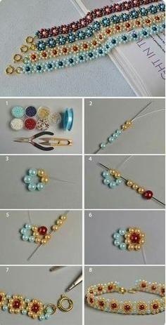 Kreativer Schmuck – # # Kreativer Schmuck Creative jewelry – # # Creative jewelry Related posts: Creative packaging ideas for a money gift and jewelry 10 DIY Creative Bracelet Ideas – DIY Jewelry Evil Eye Bra… Beaded Bracelets Tutorial, Diy Bracelets Easy, Beaded Bracelet Patterns, Bracelet Crafts, Beading Patterns, Jewelry Crafts, Beads Tutorial, Embroidery Bracelets, Jewelry Ideas