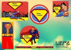 Kit Digital Super Homem