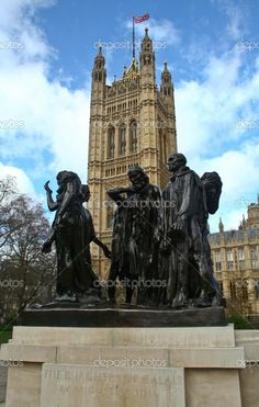 LONDON..RODIN