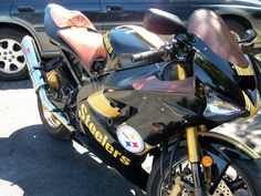 Steelers Motorcycle.  wish list.