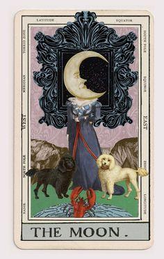 Frabjous Fox: Art Day:: Tarot