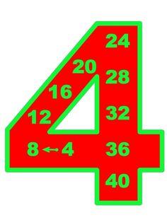 Таблицата за умножение в магически цифри. Multiplication table. Math For Kids, Craft Activities For Kids, Math Activities, Math Board Games, Math Boards, Math Worksheets, Math Resources, Lottery Book, Math U See
