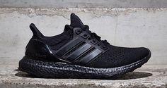 "d72e651af adidas Ultra Boost ""Triple Black"" - Zajawkaadidas Ultra Boost Triple  Black-Zajawka Adidas"