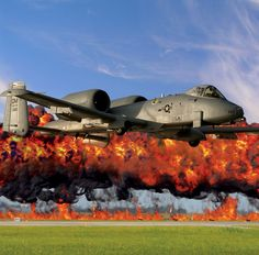 A-10 Low Level