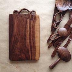 newly oiled walnut #grainlove