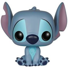 Funko Pop Disney Lilo Stitch Stitch Seated Action Figure ($8.49) ❤ liked on Polyvore featuring disney, funko pop and lilo and stitch