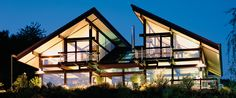 A beautiful Huf Haus